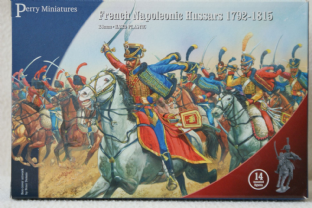Perry Miniatures 28mm FN-140 French Hussars 1792-1815